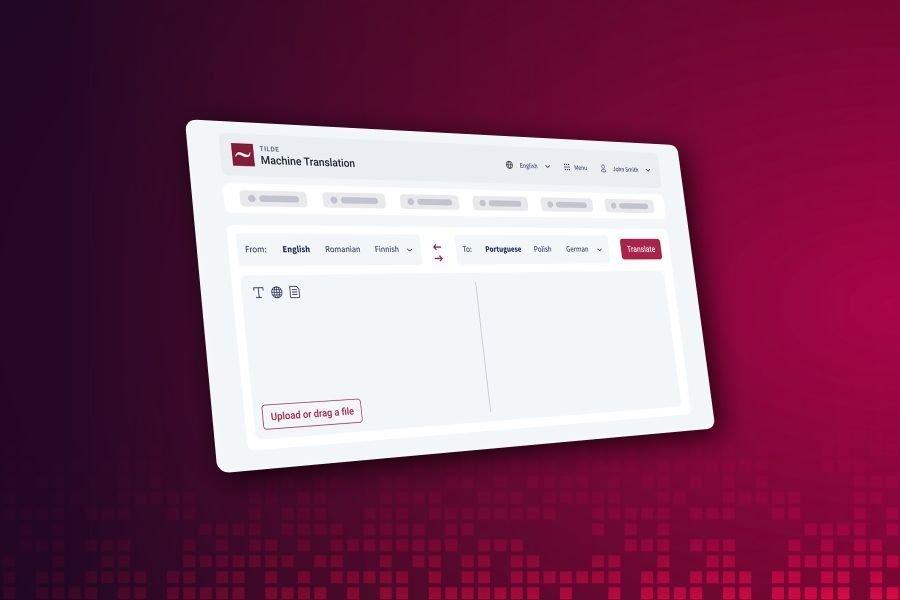 Tilde Launches a Translation Platform for Companies and Translators