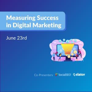 Measuring Success in Digital Marketing | Free