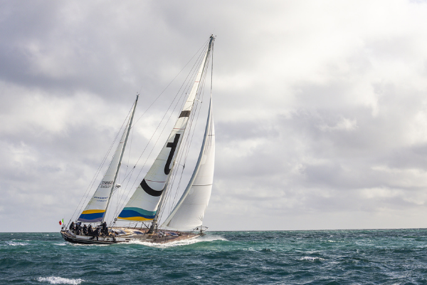 No Challenge Is Impossible: Translated Starts Training for Ocean Race Around the World