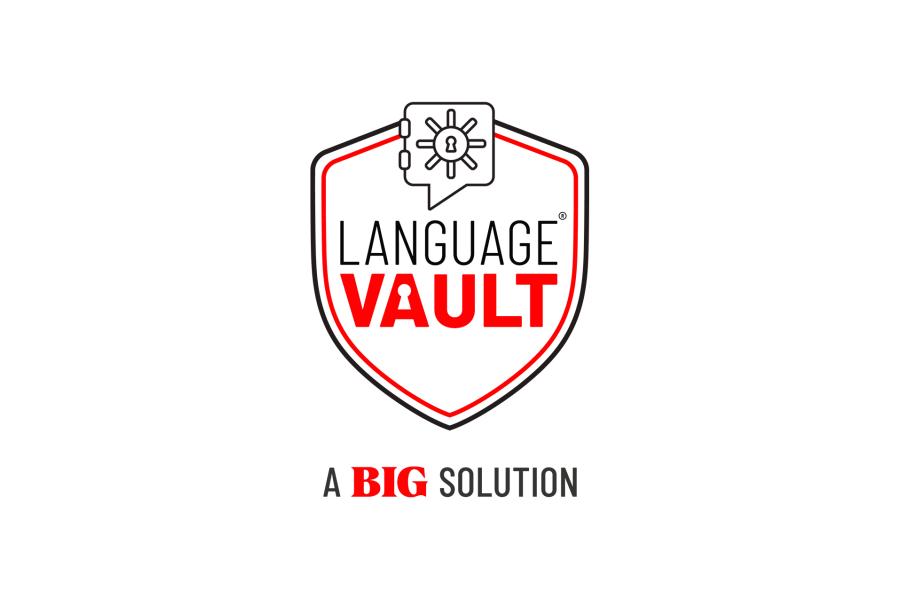BIG Launches LanguageVault®, Extends Client's Data Security Perimeter