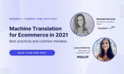 MT for Ecommerce Webinar