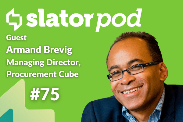 How Large Companies Buy Translation Services — With Procurement Cube's Armand Brevig