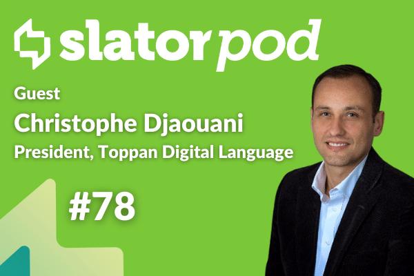 Zoom Adds Live Translation, Netflix Dubbing News, Toppan's Christophe Djaouani