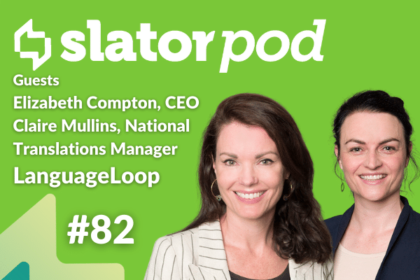 LanguageLoop CEO and Translations Manager on Language Services in Australia