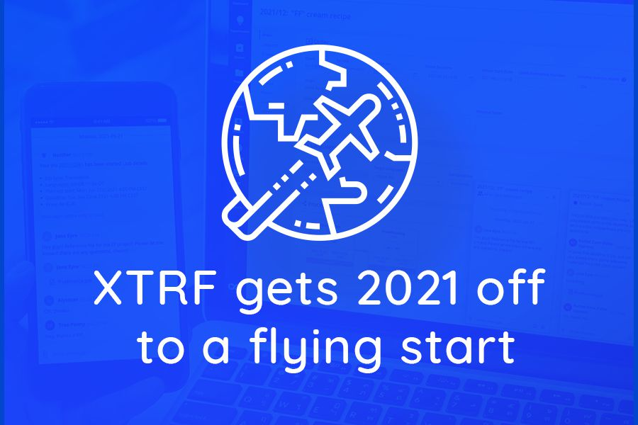 XTRF Gets 2021 off to a Flying Start