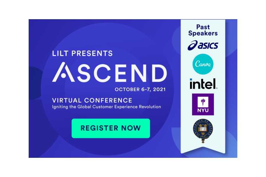 Lilt Ascend 2021