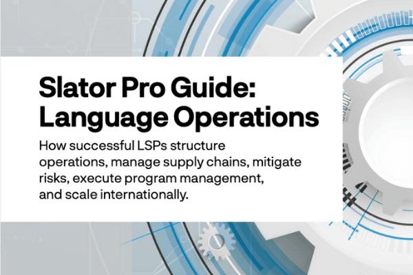 Slator Pro Guide: Language Operations