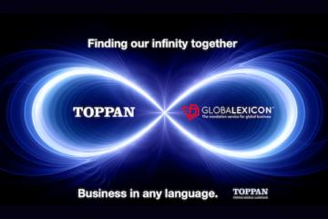 Toppan Digital Language Acquires GlobaLexicon