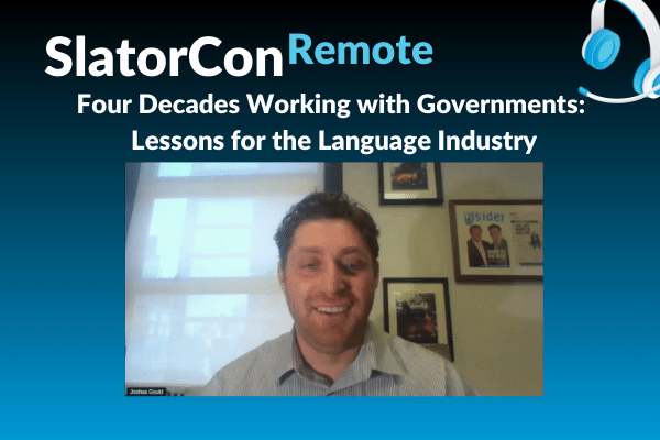 Benefits of Working on Government RFPs According to thebigword CEO