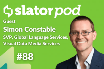 Dubbing, Subtitling, and the Future of Media Localization with VDMS' Simon Constable