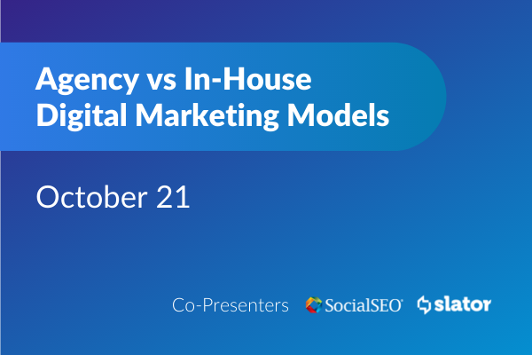 Agency vs In-House Digital Marketing Models