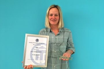 AJT's Graduate Junior Translator Scheme wins 2019 ITI Corporate Award