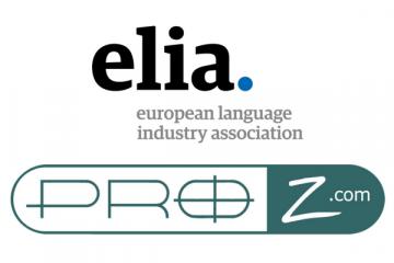 "Elia and ProZ.com Partner to Broadcast ""Together 2018"""