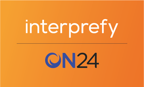 Interprefy Partners with ON24 to Provide Remote Interpretation Services to ON24 Customers