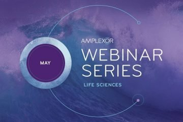 Announcing AMPLEXOR's May Webinar Program