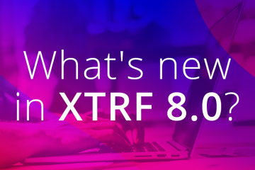 XTRF 8.0  Is Here